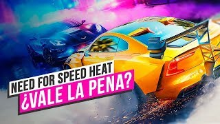 NEED FOR SPEED HEAT: ¿El RETORNO ESPERADO?