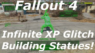 Fallout 4 New Infinite XP Glitch / Exploit AFTER PATCH! Unlimited XP Glitch! (Fallout 4 Glitches)
