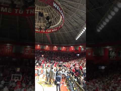 Wku  fight song at electric diddle arena NIT 1st Round