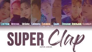 {Han/Rom/Vostfr} SUPER JUNIOR (슈퍼주니어) - SUPER Clap