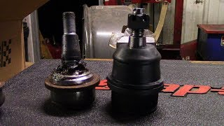 How to Replace Ball Joints Step by Step on Most SUV