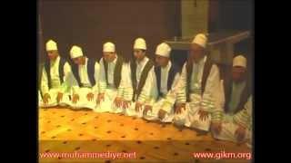 Gaziantep Abdulkadir Geylani Tarikatı Hu Zikri (Zikir, Dhikr)