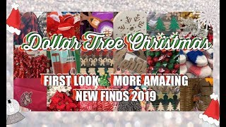 DOLLAR TREE CHRISTMAS 2019🎄OMG‼️MORE AMAZING NEW FINDS HAVE ARRIVED • SEPTEMBER 21 2019