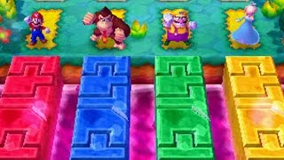 Mario Party Star Rush - Balloon Bash (Map 3)