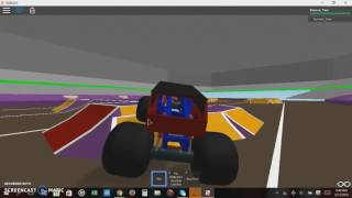 Roblox Monster Jam Commentary #3 (Duncan Tave)