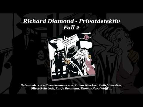 Richard Diamond 2. Fall - Hörspiel Lauscherlounge