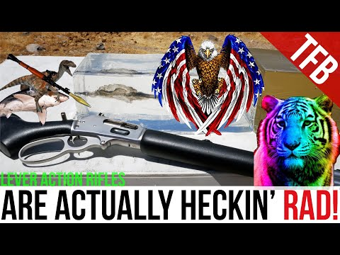 Top 5 Reasons Lever Action Rifles Are Actually Heckin' Rad