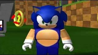 Sonic Adventure: Projet de test (Sonic Roblox Fangame)