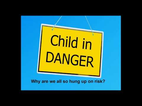 Risky Play in Early Years – getting the balance right