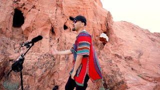 広大な大地、インディアンの聖地にてT-Spiceが社会的メッセージラップを!!赤い大地からのライブ映像。T-Spiceはエゴと主張を言葉でぶつける、一...