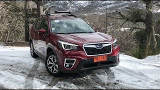 Subaru All New Forester 2019 Chile