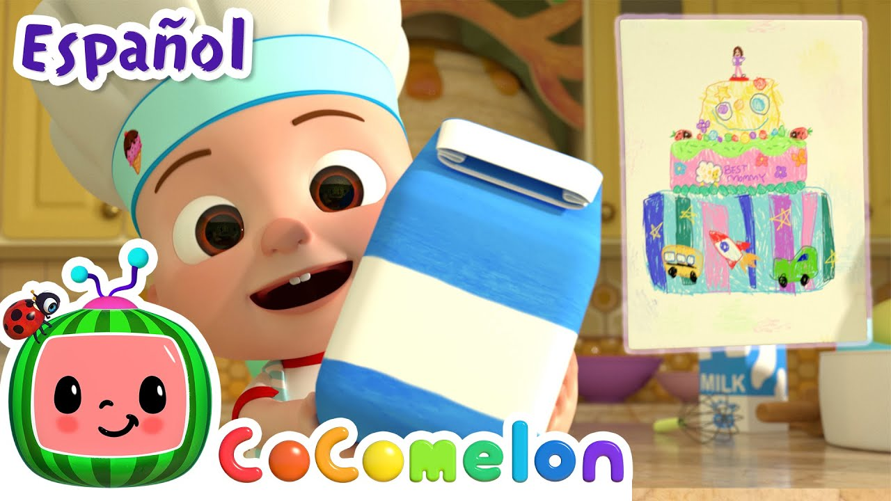 CoComelon en Español | Un pastel | Canciones Infantiles y de Cuna
