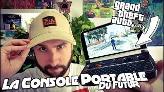 GTA V en PORTABLE : La Console Portable du Futur 🔥😍  [ GamePad Digital Win 2 ]