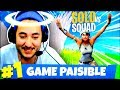 UNE GAME PAISIBLE EN SOLO VS SQUAD ► (24 Kills) FORTNITE