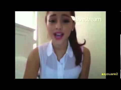 Ariana Grande On The Time She Kissed Avan Jogia