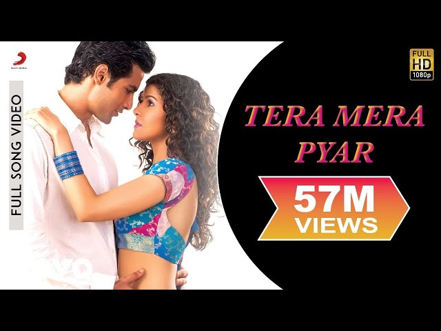 Tera Mera Pyar - Kumar Sanu | Tera Mera Pyar