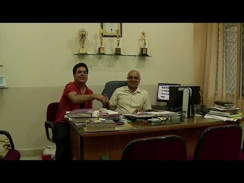 Prof. B.C. Sharma (Director business school University of Jammu) comments for Manav Films®