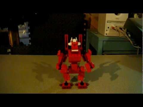 Lego Creation Belloc
