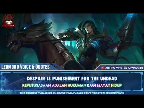arti suara hero leomord music effects