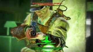 Легендарный пистолет Fallout 4 огненный урон