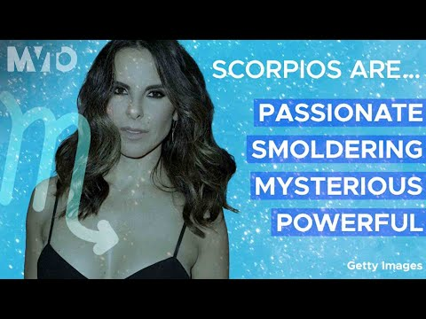 Why Is Scorpio The Sexiest Sign In The Zodiac? Kendall Jenner, Ryan Gosling & More