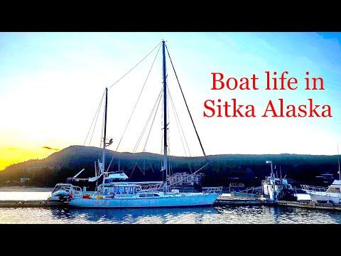 Boat life in Sitka Alaska Ep 13