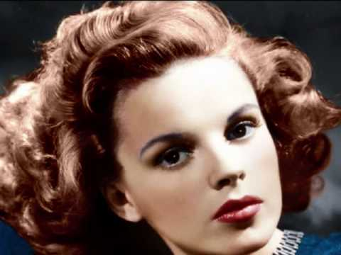 Judy Garland...I May Be Wrong (But I Think You're Wonderful)