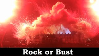 AC/DC Live 2015  - Intro Rock Or Bust - First Show