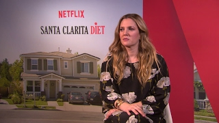 "Drew Barrymore: ""Santa Clarita Diet made me a better Mum and helped me through my divorce"""