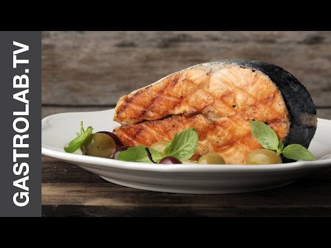Salmon Steak || Gastrolab Quick & Easy Recipe