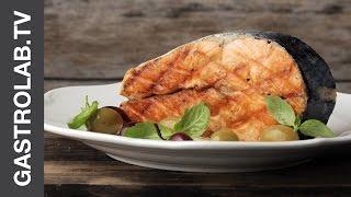 Salmon Steak || Gastrolab Quick & Easy Recipe
