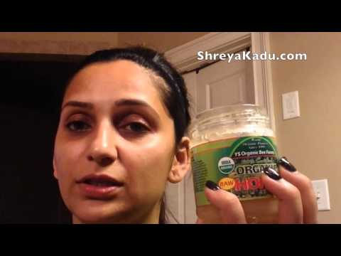 Daily Skin Care - Raw Honey Face wash Routine