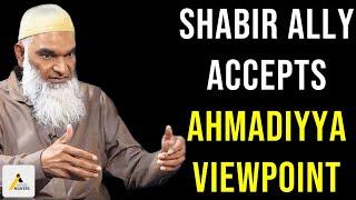 Shabir Ally Accepts the Ahmadiyya Viewpoint : No Punishment for Blasphemy in Islam
