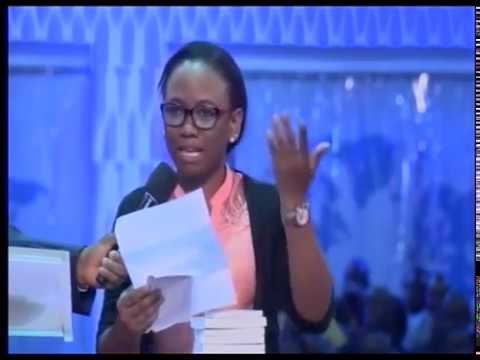Testimony by Sis. Nkechi @ Shiloh 2017 A New Dawn