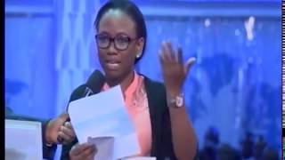 Testimony by Sis. Nkechi @ Shiloh 2017 A New Dawn