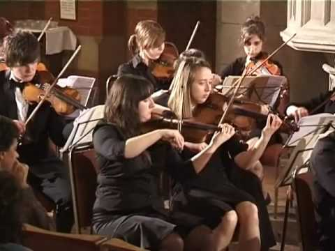 Edward Elgar  Introduction and Allegro for Strings pt 2  Carducci String Quartet