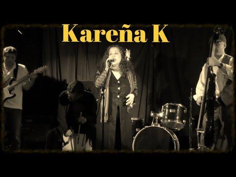 Kareña K. Live in April 2014