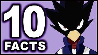 Top 10 Fumikage Tokoyami Facts You Didn't Know! (My Hero Academia / Boku no Hero)