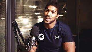 Anthony Joshua SAUDI STUNNER: I TOOK A LOSS for Deontay Wilder & Tyson Fury