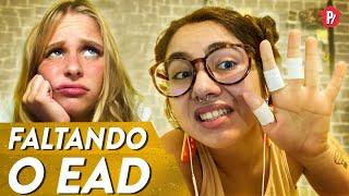 FALTANDO O EAD | PARAFERNALHA