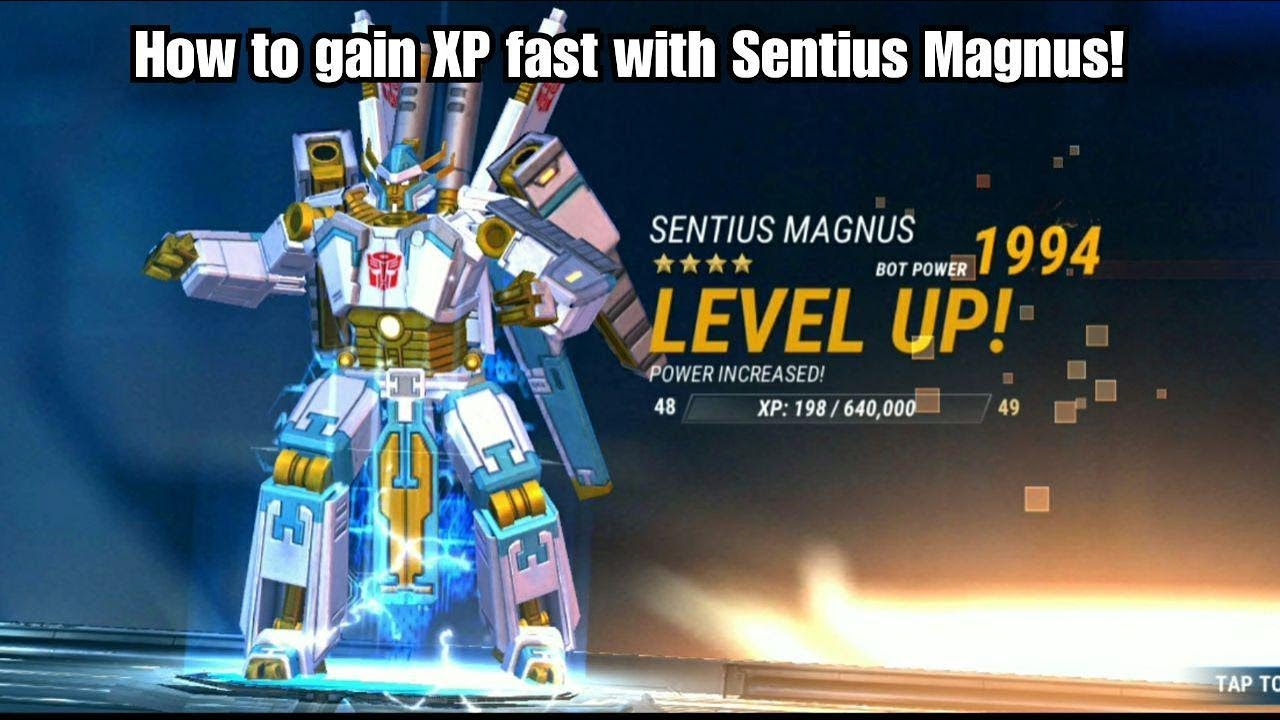 Power Leveling Bots - Transformers Earth Wars | Gaming-fans com