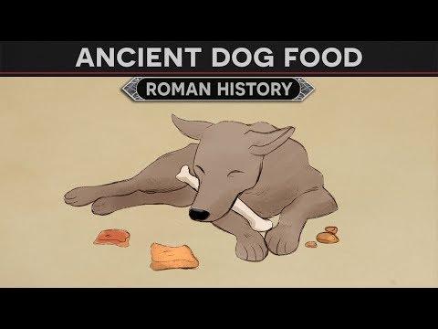 Ancient Dog Food (Roman / Greek History)