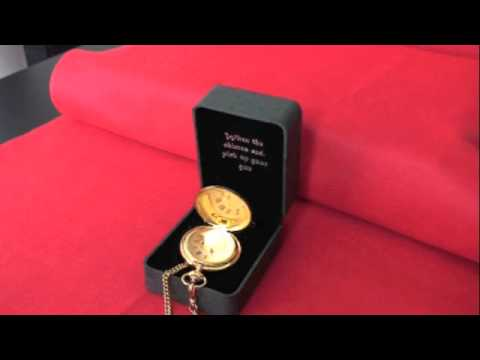 Musical Pocket Watch - Demo