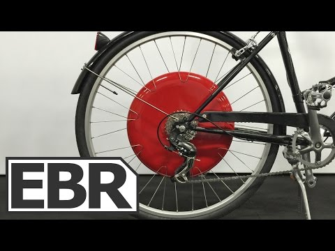 2016 Superpedestrian Copenhagen Wheel Video Review