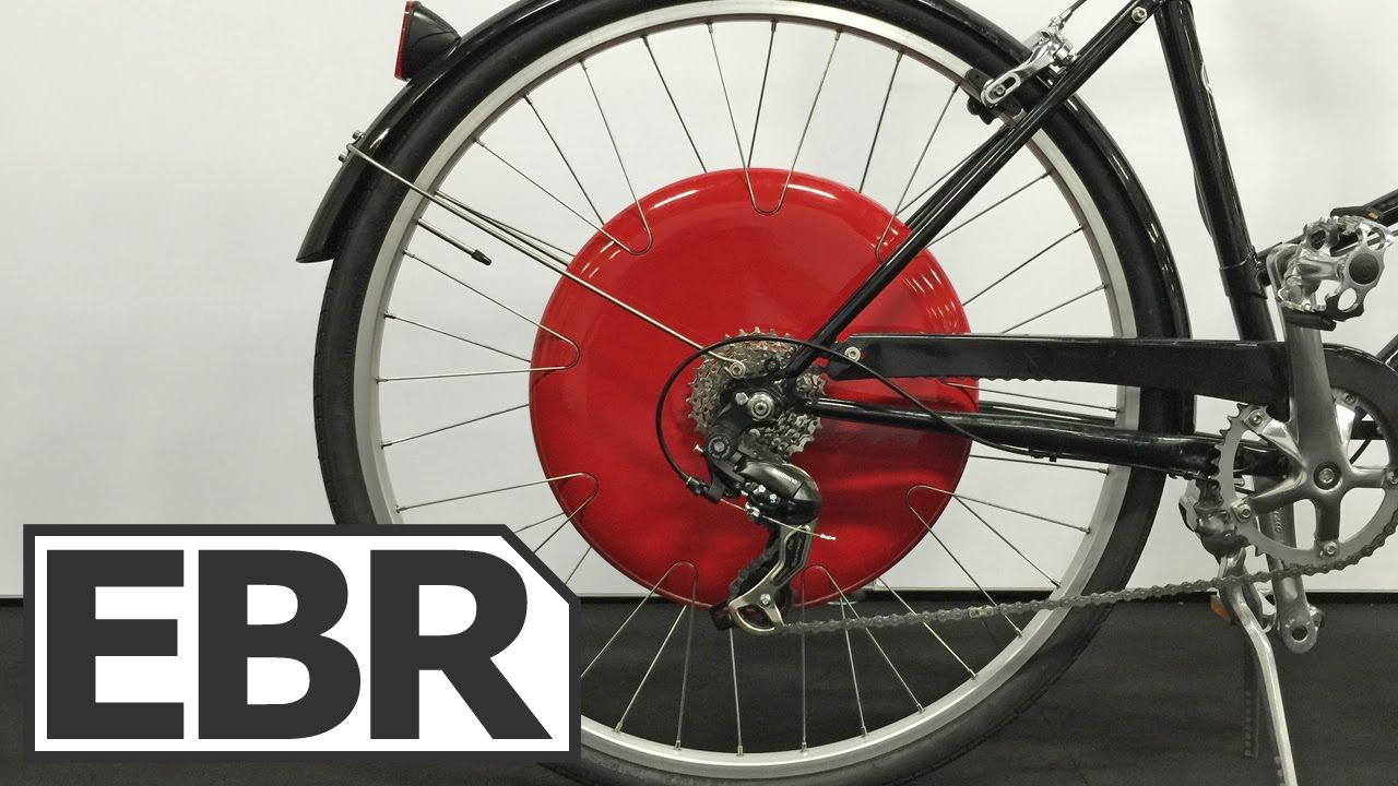 2016 Superpedestrian Copenhagen Wheel Video Review Youtube