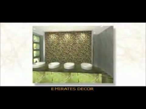 Emirates Decor & Farniture Factory In Dubai