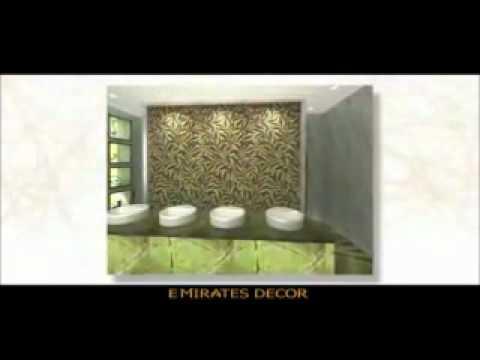 Emirates Decor & Farniture Factory In Dubai