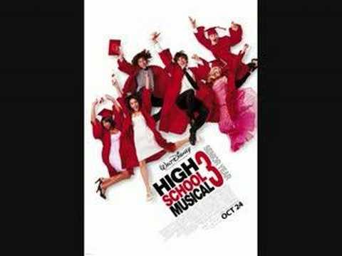 High School Musical 3 Poster