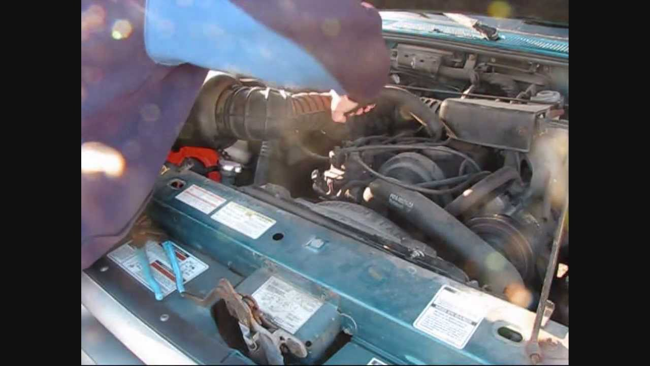 replacing heater valve on 1995 ford ranger 23l youtube150 Heater Control Valve Location On Pcv Valve Ford Ranger 2002 2 #14