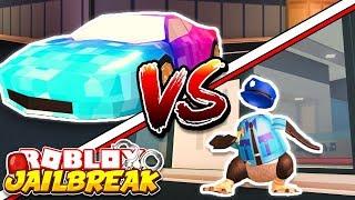 FERRARI VS PENGUIN PACKAGE GLITCH!! (Roblox Jailbreak New Update)